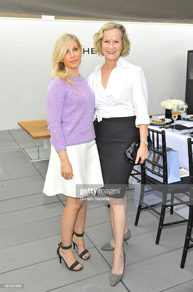 Vhernier Luncheon Hosted By Jennifer Hale From C Magazine