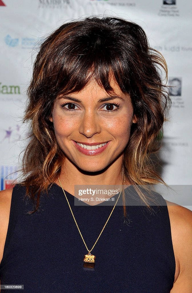 <a gi-track='captionPersonalityLinkClicked' href=/galleries/search?phrase=Stephanie+Szostak&family=editorial&specificpeople=4350079 ng-click='$event.stopPropagation()'>Stephanie Szostak</a> attends the 2013 Cantor Fitzgerald And BGC Partners Charity Day at Cantor Fitzgerald on September 11, 2013 in New York City.