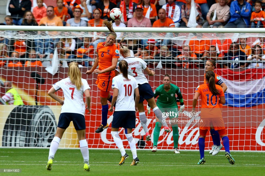 Netherlands v Norway - UEFA Women's Euro 2017: Group  A