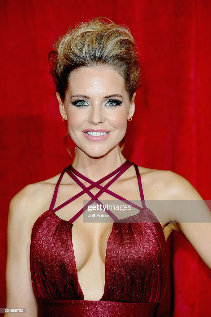 <a gi-track='captionPersonalityLinkClicked' href=/galleries/search?phrase=Stephanie+Waring&family=editorial&specificpeople=5315032 ng-click='$event.stopPropagation()'>Stephanie Waring</a> attends the British Soap Awards 2016 at Hackney Empire on May 28, 2016 in London, England.