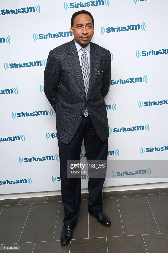 Celebrities Visit SiriusXM Studios - March 16, 2016