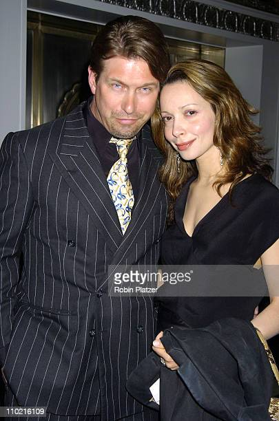 Stephen Baldwin and wife Kennya during Boys and Girls Harbor 13th Annual Salute to Achievement at The Waldorf Astoria Hotel in New York City New York...