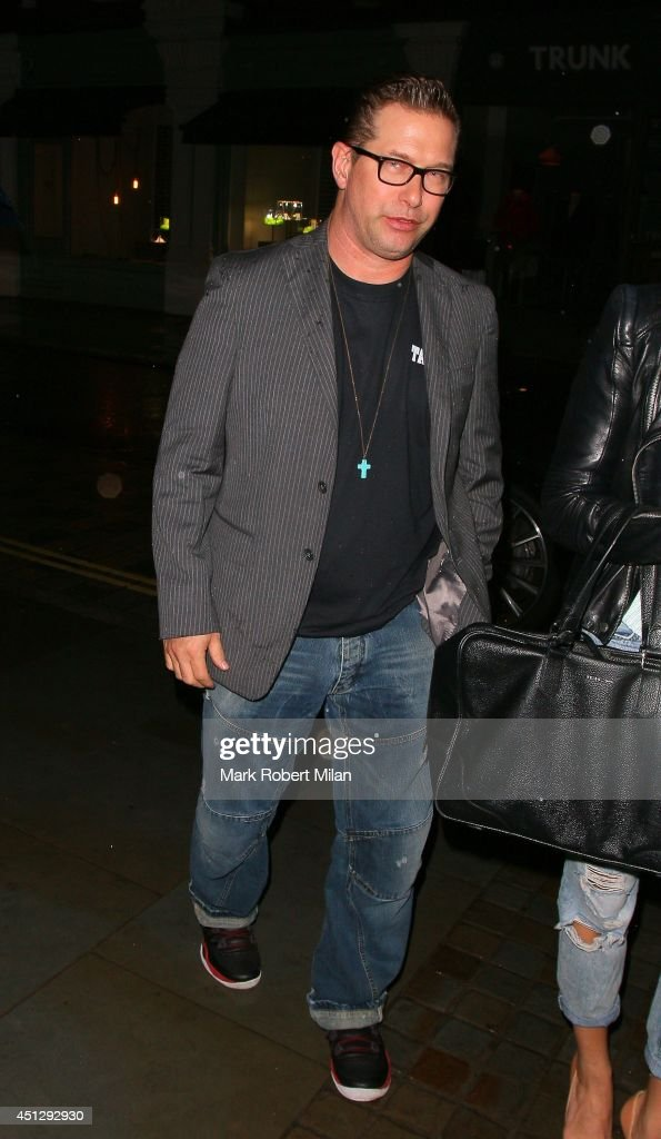 Stephen Baldwin at the Chiltern Firehouse on June 26 2014 in London England