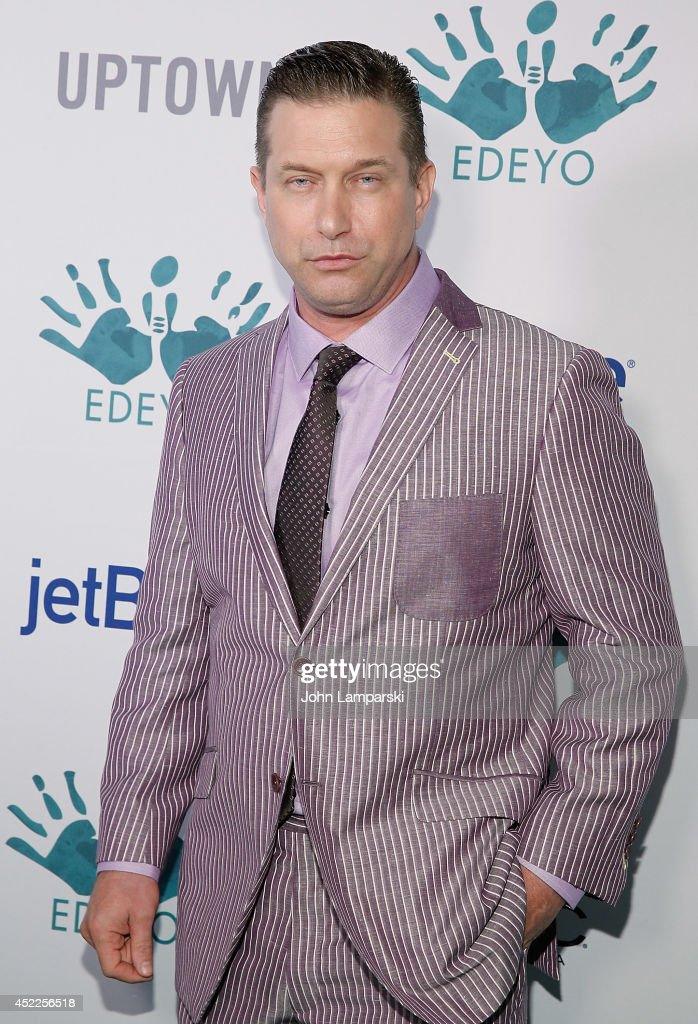 Stephen Baldwin attend the 3rd Annual Edeyo Gives Hope Ball at The Liberty Theatre on July 16 2014 in New York City