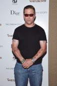 Stephen Baldwin attends a screening of 'The Whistleblower' hosted by the Cinema Society Dior Beauty with DeLeo at the Tribeca Grand Hotel on July 27...