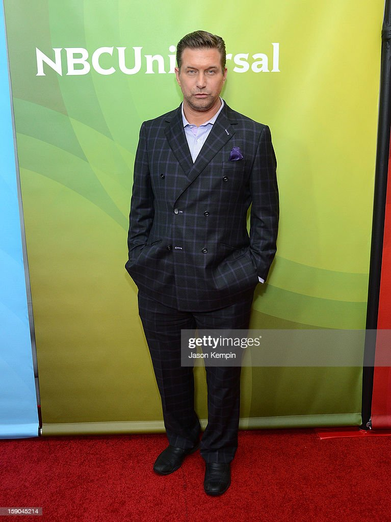 Stephen Baldwin attends NBCUniversal's '2013 Winter TCA Tour' Day 1 at Langham Hotel on January 6, 2013 in Pasadena, California.