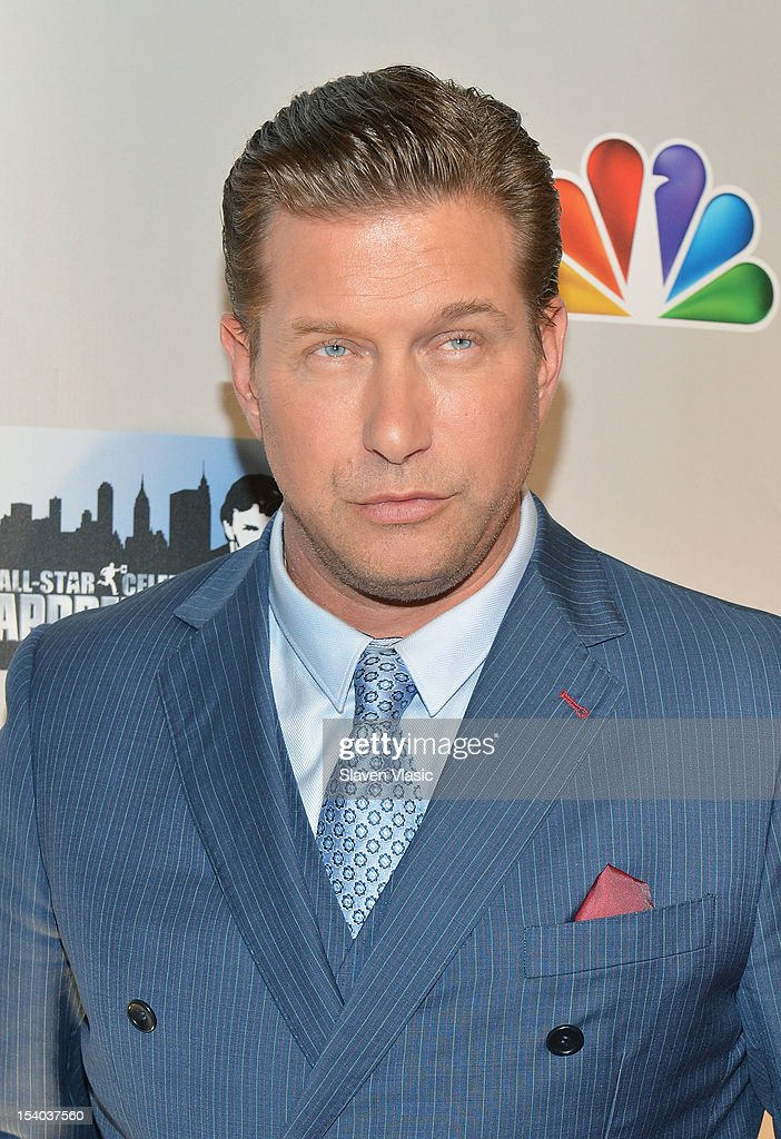 Stephen Baldwin attends the 'Celebrity Apprentice All Stars' Season 13 Press Conference at Jack Studios on October 12, 2012 in New York City.