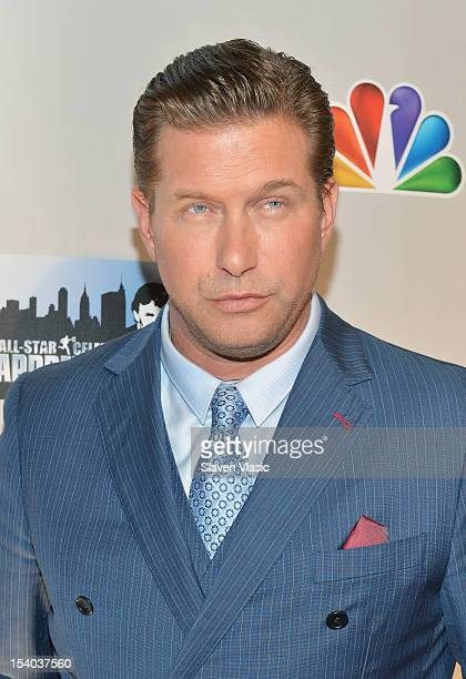 Stephen Baldwin attends the 'Celebrity Apprentice All Stars' Season 13 Press Conference at Jack Studios on October 12 2012 in New York City