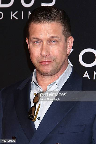 Stephen Baldwin attends the 'Exodus Gods And Kings' New York Premiere at Brooklyn Museum on December 7 2014 in New York City