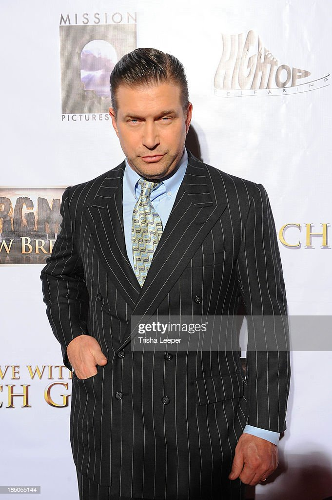 <a gi-track='captionPersonalityLinkClicked' href=/galleries/search?phrase=Stephen+Baldwin&family=editorial&specificpeople=213776 ng-click='$event.stopPropagation()'>Stephen Baldwin</a> attends the 'I'm In Love With A Church Girl' premiere at California Theatre on October 15, 2013 in San Jose, California.