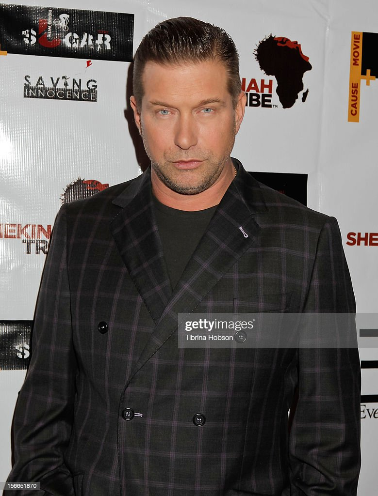 Stephen Baldwin attends the Shekinah Tribe charity film fundraiser hosted by Pattie Mallette at Writers Guild Theater on November 17, 2012 in Beverly Hills, California.