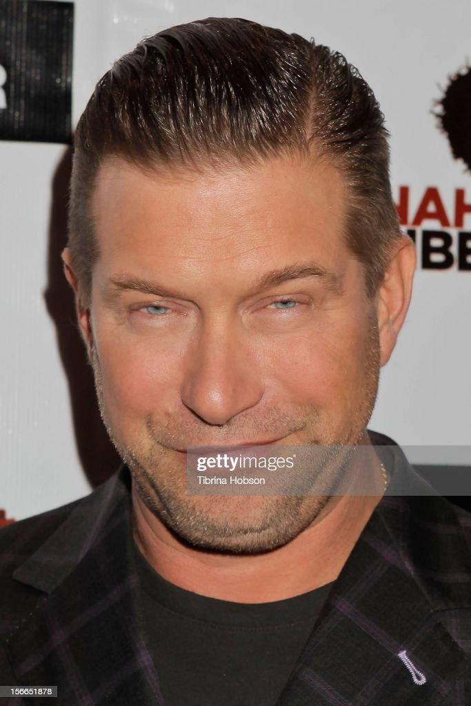 <a gi-track='captionPersonalityLinkClicked' href=/galleries/search?phrase=Stephen+Baldwin&family=editorial&specificpeople=213776 ng-click='$event.stopPropagation()'>Stephen Baldwin</a> attends the Shekinah Tribe charity film fundraiser hosted by Pattie Mallette at Writers Guild Theater on November 17, 2012 in Beverly Hills, California.