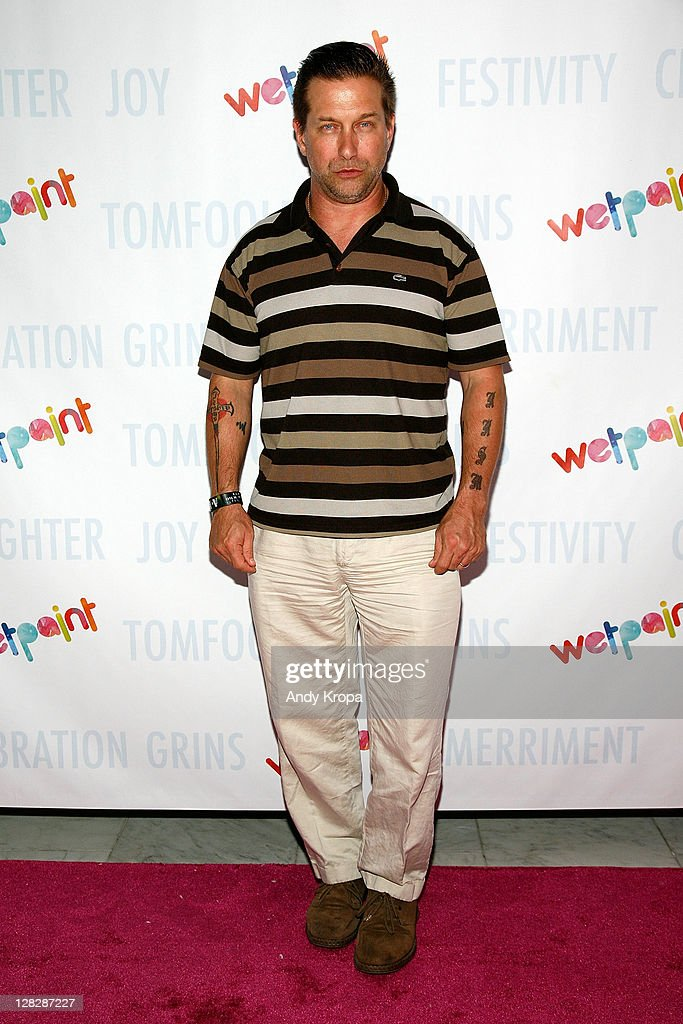Stephen Baldwin attends Wetpaint Entertainment's celebration of their OneYear Anniversary on October 5 2011 in New York City
