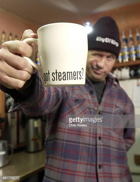 Stephen Baldwin during 2004 Sundance Film Festival Got Steamers Motorola Lodge Day 1 at Bad Ass Cafe in Park City Utah United States
