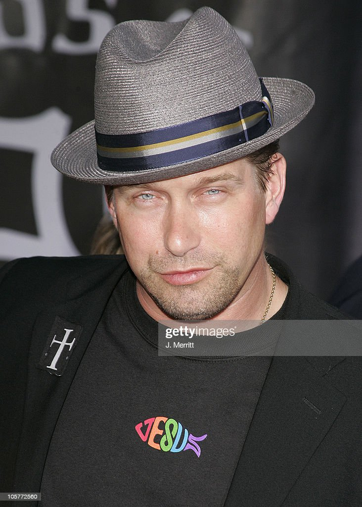Stephen Baldwin during 'Lords of Dogtown' Los Angeles Premiere at Mann's Chinese Theater in Hollywood California United States