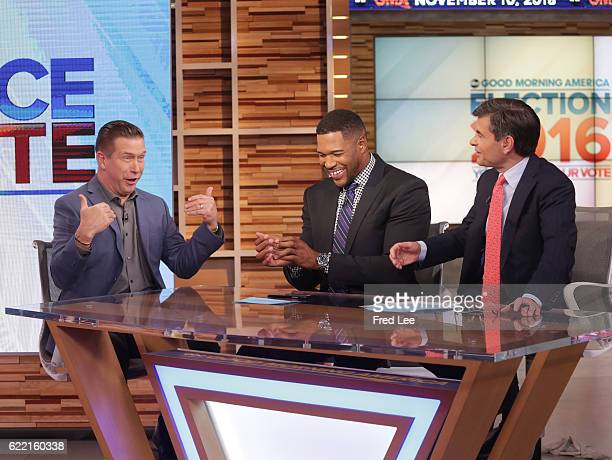 AMERICA Stephen Baldwin is a guest on 'Good Morning America' Thursday November 10 airing on the ABC Television Network STEPHEN
