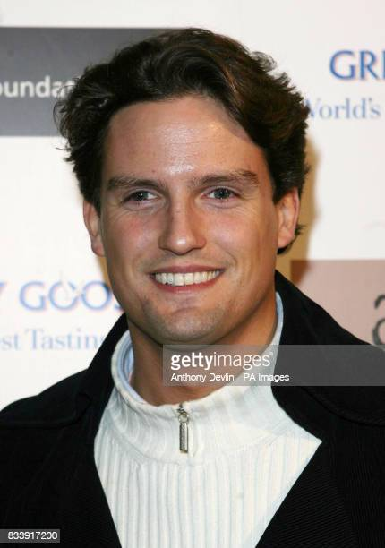 Stephen Beaumont arrives at the Grey Goose Vodka and The Elton John AIDS Foundation VIP launch party One Piazza Covent Garden London