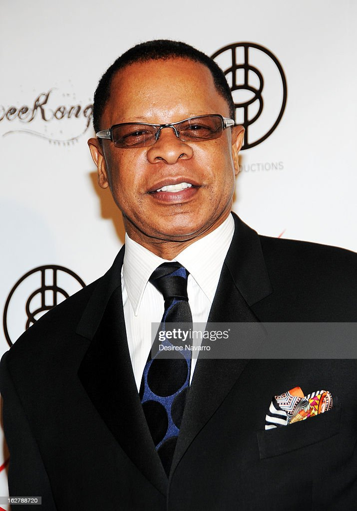 Stephen Byrd attends the Dance Theatre Of Harlem 44th Anniversary Celebration at Mandarin Oriental Hotel on February 26, 2013 in New York City.