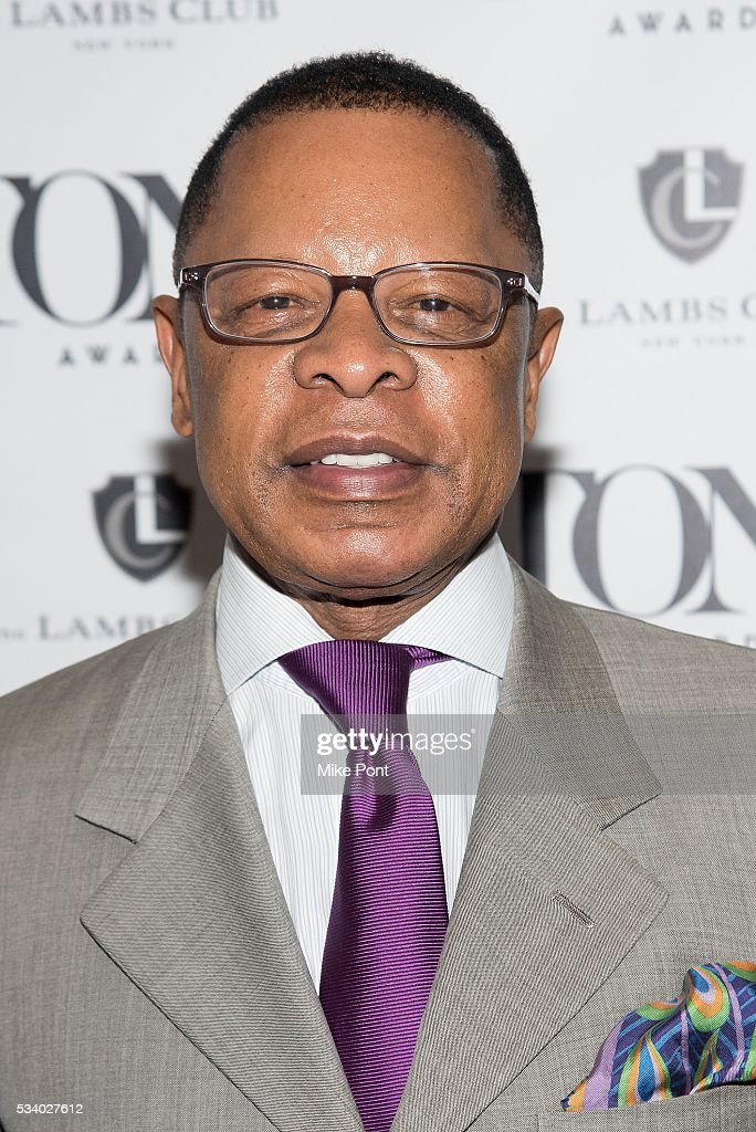 Stephen C. Byrd attends A Toast to the 2016 Tony Awards Creative Arts Nominees at The Lambs Club on May 24, 2016 in New York City.