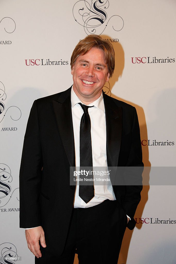 Stephen Chbosky attends The USC Libaries Twenty-Fifth Anuual Scripter Awards at USC Campus, Doheney Library on February 9, 2013 in Los Angeles, California.