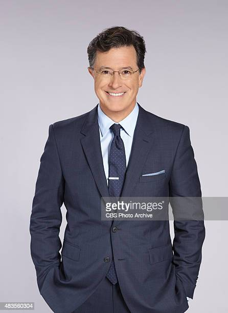 Stephen Colbert Host Executive Producer and Writer THE LATE SHOW with STEPHEN COLBERT