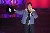 Stephen Colbert performs Toby Keith's 'As Good As I Once Was' during the Songwriters Hall Of Fame 46th Annual Induction And Awards at Marriott...