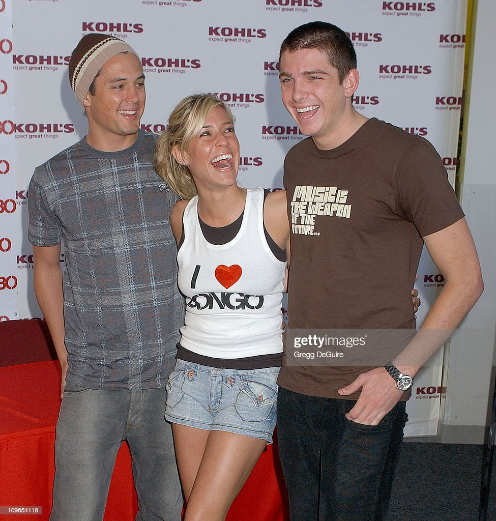 Stephen Colletti, Kristin Cavallari and Talan Torriero