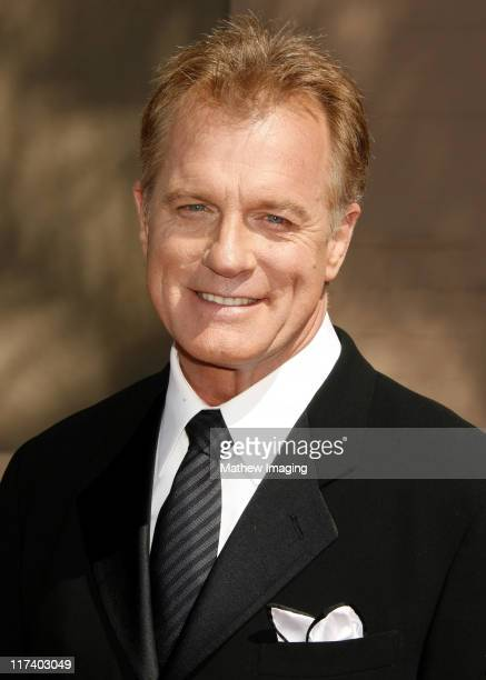 Stephen Collins during 58th Annual Creative Arts Emmy Awards Arrivals at The Shrine Auditorium in Los Angeles California United States