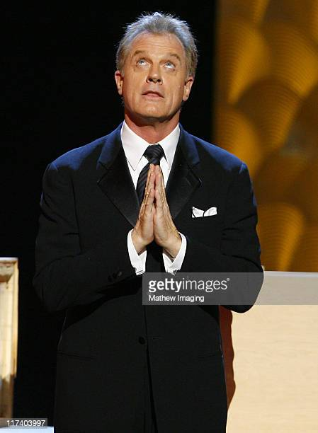 Stephen Collins during 58th Annual Creative Arts Emmy Awards Show at The Shrine Auditorium in Los Angeles California United States