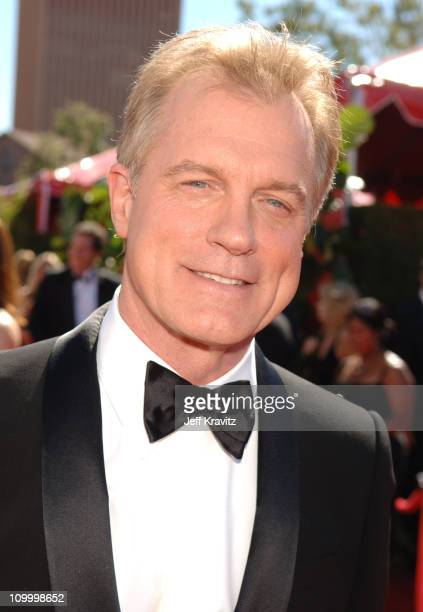 Stephen Collins during 58th Annual Primetime Emmy Awards Red Carpet at The Shrine Auditorium in Los Angeles California United States