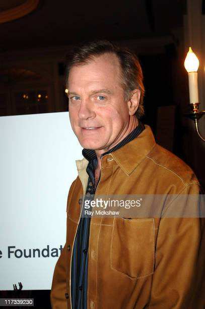 Stephen Collins during Christopher Reeve Foundation Benefit November 3 2005 at The Regency Club in Los Angeles California United States