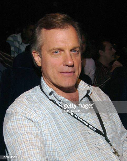 Stephen Collins during Daryl Hannah Presents Best Female Director at Lunafest at ArcLight Cinemas in Hollywood California United States