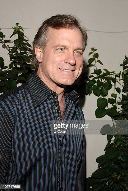 Stephen Collins of '7th Heaven' during 2005 WB Networks All Star Celebration Red Carpet at The Cabana Club in Los Angeles California United States