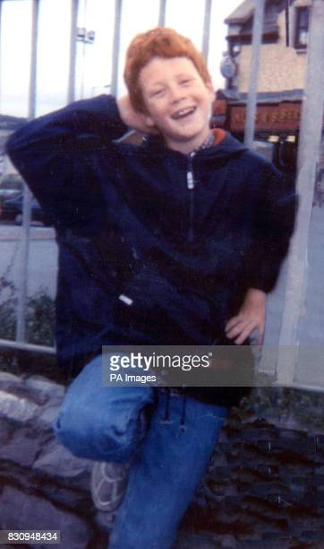 Stephen Connors whose mother Elizabeth made a desperate appeal to find a man who was seen running from her 12yearold son's outside play den moments...