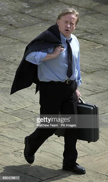 Stephen Copeland father of convicted Brixton Brick Lane and Soho nail bomber David Copeland arrives at Winchester Crown Court where he is appealing...