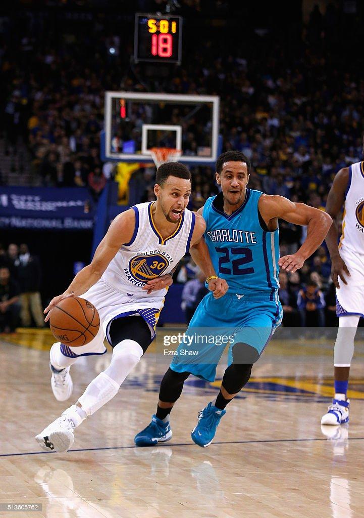 Charlotte Hornets v Golden State Warriors   Getty Images