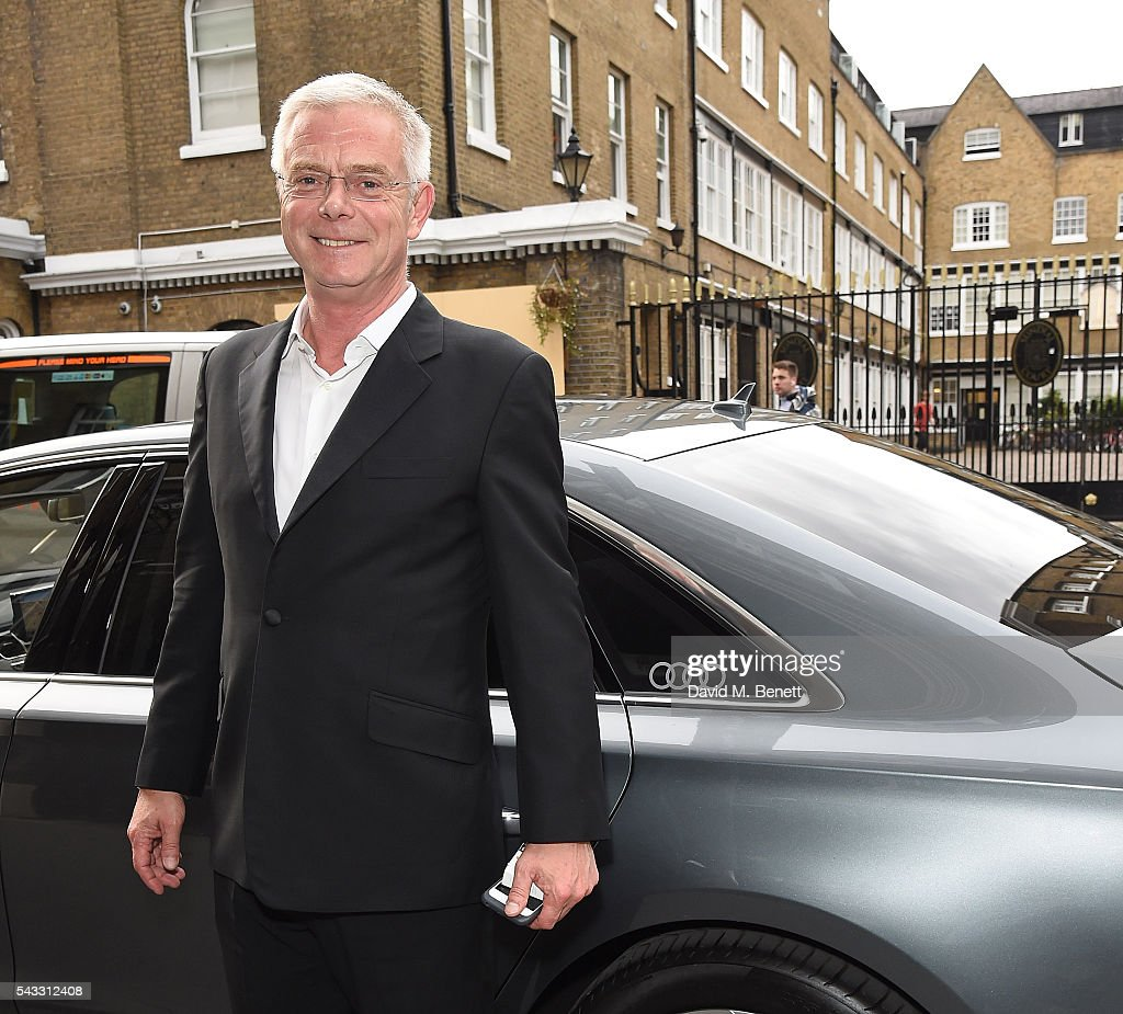 <a gi-track='captionPersonalityLinkClicked' href=/galleries/search?phrase=Stephen+Daldry&family=editorial&specificpeople=207126 ng-click='$event.stopPropagation()'>Stephen Daldry</a> arrives in an Audi at The Old Vic Summer Gala on June 27, 2016 in London, England.