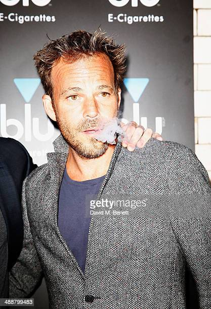 Stephen Dorff at the official UK launch of blu eCigs the premier global electronic cigarette and the start of the brand's forthcoming UK music tour...