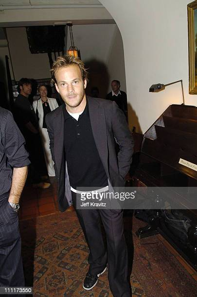 Stephen Dorff during 2005 HBO PreGolden Globe Awards Party in Los Angeles California United States