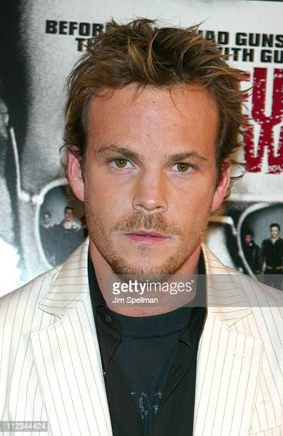 Stephen Dorff during 'Deuces Wild' New York City Premiere at Chelsea West Cinema in New York City New York United States