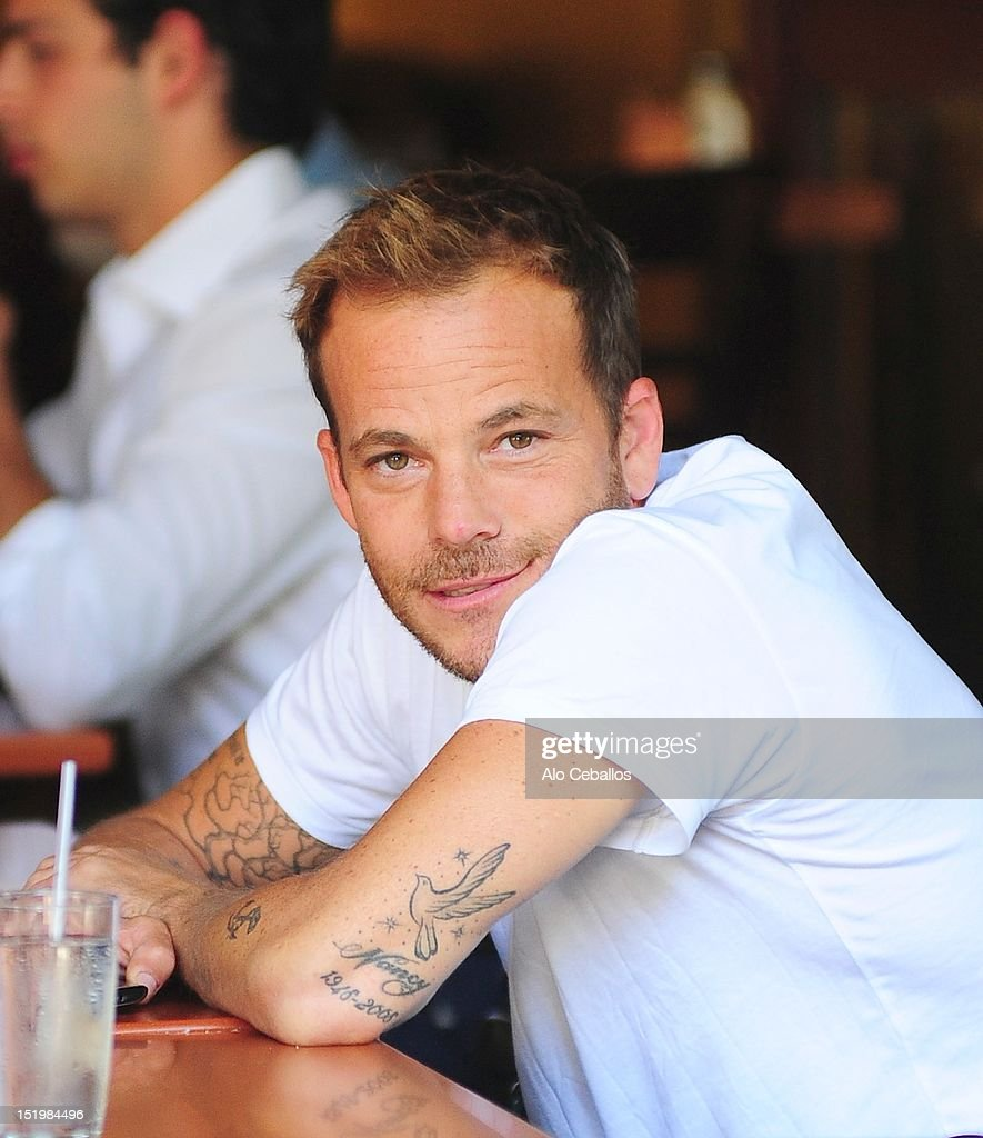 Stephen Dorff sighted at Streets of Manhattan on September 14, 2012 in New York City.