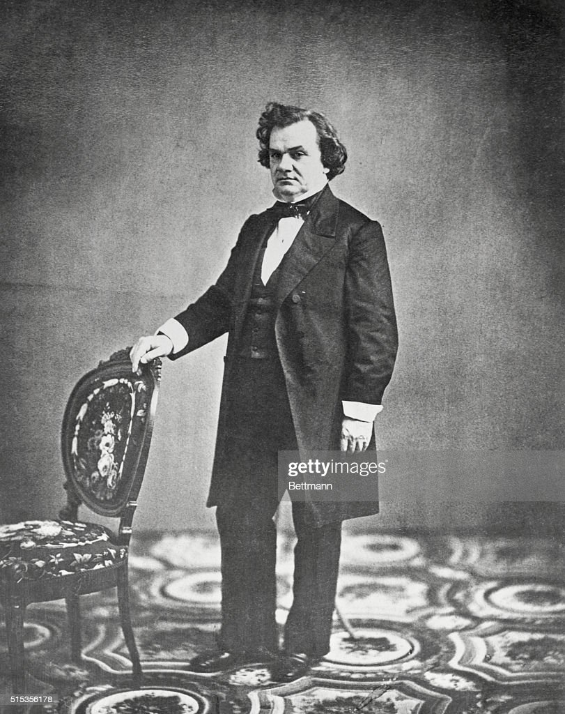 Image result for stephen douglas  getty images