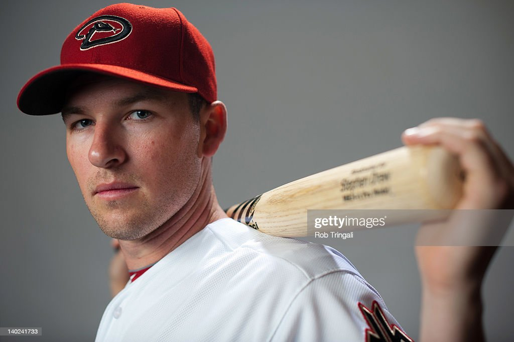 Stephen Drew #6 of the Arizona Diamondbacks poses during photo day at Salt River Fields at Talking Stick on March 1, 2012 in Scottsdale, Arizona.