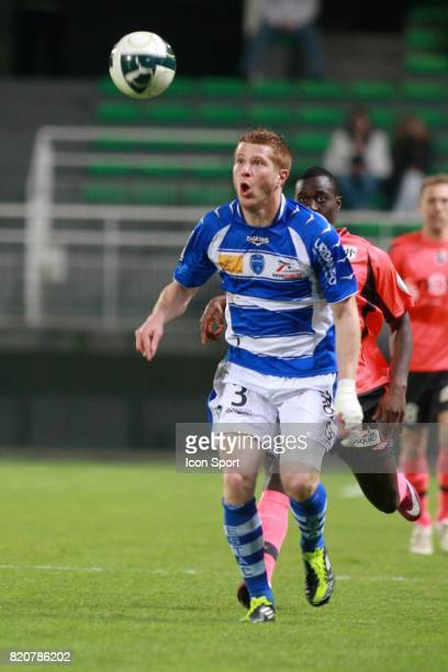Stephen DROUIN Troyes / Angers 31e journee Ligue 2