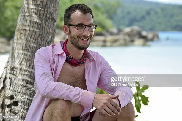 Stephen Fishbach during the special 90minute season premiere of SURVIVOR Wednesday Sept 23 The new season in Cambodia themed 'Second Chance' features...