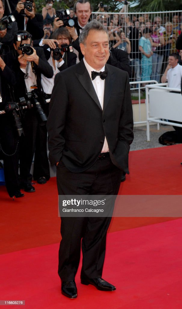 Stephen Frears during 2007 Cannes Film Festival - 'Les Chansons d'Amour' Premiere at Palais des Festival in Cannes, France.