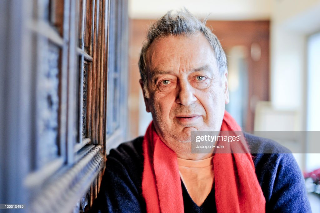 Stephen Frears Portrait Session