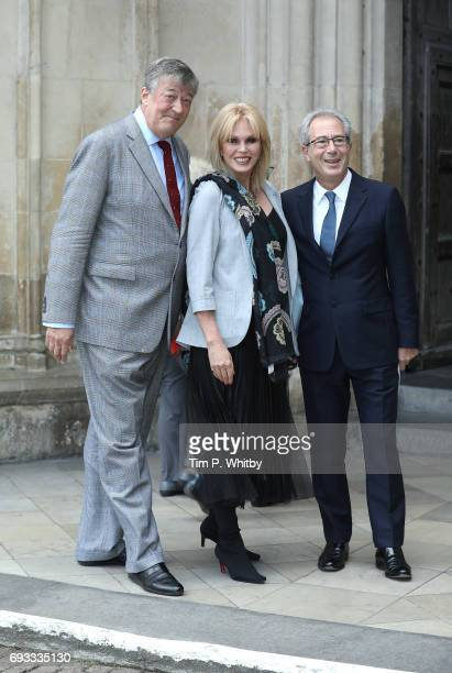 Joanna Lumley Stock Photos And Pictures Getty Images