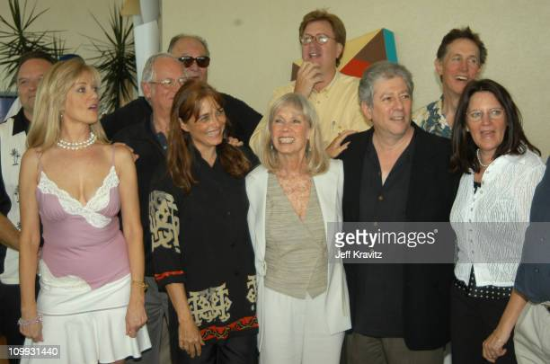 Stephen Furst Martha Smith Producer Matty Simmons John Vernon Karen Allen Verna Bloom James Widdoes Peter Riegert Mark Metcalf and Judy Belushi Pisano