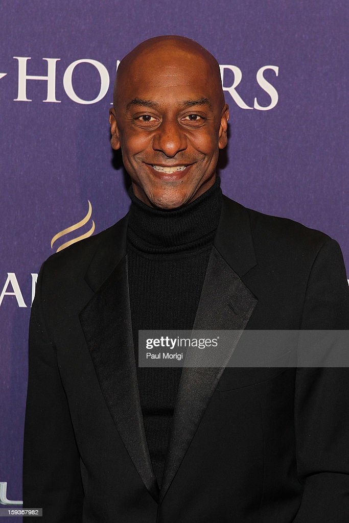 Stephen G Hill attends BET Honors 2013 Red Carpet Presented By Pantene at Warner Theatre on January 12 2013 in Washington DC